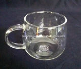 Tazas de té de cristal transparentes a prueba de calor