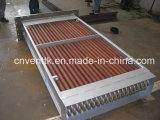 Economizador de calderas de tubos de aletas del intercambiador de calor usados