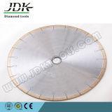 JDK-Fisch-Haken-Diamant Sägeblatt für Keramikziegel-Ausschnitt