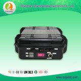 (QSD1604) pacchetto della batteria di litio di conservazione dell'energia di 11.1V 120Ah