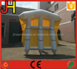 耐久PVC防水シートの販売のための膨脹可能な飛魚座のボート