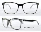 Vidrios ópticos del nuevo acetato de moda de la llegada