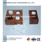 Mini cassetti appiattiti di legno del tovagliolo