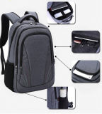 Sac à dos bon marché confortable de sac d'école de sacoche pour ordinateur portable de course d'affaires