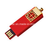 Palillo del USB de Pendrive del disco de destello del USB del estilo de China mini