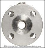 ANSI-Clase de la vávula de bola del borde 150 libras de acero inoxidable 304