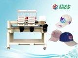 Única máquina principal computarizada nova do bordado para o tampão, o t-shirt e projetos lisos de Barudan do bordado
