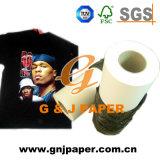 Divers papier de sublimation de tailles en roulis pour l'impression de T-shirt