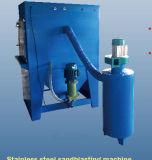 Edelstahl-nasses Startenmaschine/nasses Sand-Böe-Schrank-/Wasser-Sandstrahlen-Gerät für Verkauf