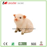 Figurine do cão de Polyresin da alta qualidade para a decoração da HOME e do jardim