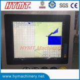 W62K-3X3200 CNC 접히는 유압 강철 팬 상자 구부리는 기계장치 형성