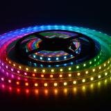 5V SMD 5050 Ws2812b adressierbarer LED Digital flexibler Streifen für Weihnachten