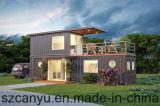 20FT het lage Draagbare Moderne Huis van de Container