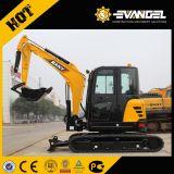 Sany Sy35 Novo Mini Preço de escavadeira hidráulica