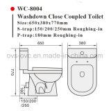 Baño de tocador estándar australiano del tazón de fuente de agua de la marca de agua Selling