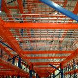 金網が付いている選択的な倉庫ラック