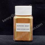 88321 Bronze-/Gelb/Grün/goldenes Chamäleon-Lack-Funkeln-Pigment