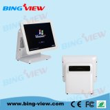 "17 ""All in One Touch POS / Touch System Terminal / Touch Machine avec tactile résistif"