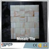 Красочные Оникс мозаика, площади мраморный камень, миниатюры на стене