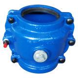 Pipe Repair Clamp H150, Pipe Repair Coupling, Fixation de tuyaux de tuyaux en fonte et tuyaux en fonte ductile. Réparation rapide de la tuyauterie à fuite. Couleur bleue