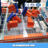 HD Ladeplatten-Zahnstange USAteardrop-Racking für Lagerhaus