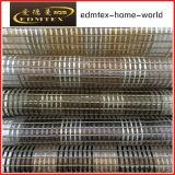 형식에 의하여 수를 놓는 Organza 커튼 직물 EDM-Th705