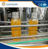 3 in 1 Flaschen-Saft-Flaschenabfüllmaschine-Gerät