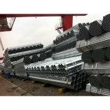 Tubo d'acciaio saldato gruppo tuffato caldo caldo del tubo d'acciaio di Galanized di vendita dappertutto