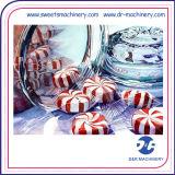 Linha de produção dobro prática dos doces duros da cor que faz a máquina
