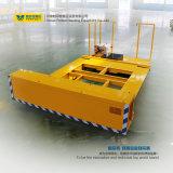 Veicolo di trasporto elettrico motorizzato industriale del vagone ferroviario