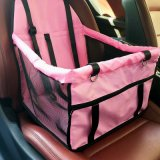Dog Cat Car Products Accessoires de voyage Seat Pet Carrier Bag