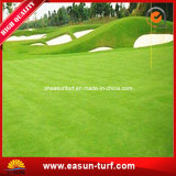 Verde mettente dell'erba artificiale di golf