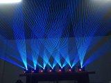 3W het multiLicht van de Laser van de Kleur Programmeerbare