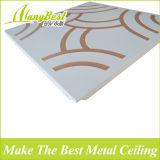 600 * 600 nuevo clip del patrón de techo de aluminio industrial