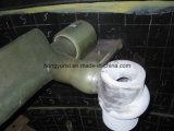 Tubo resistente dello spruzzo della vetroresina dell'abrasione con l'intestazione dello spruzzo