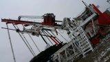 Piattaforma di produzione del giacimento di petrolio superiore dell'azionamento con la forza 250ton del Spingere-Ritiro