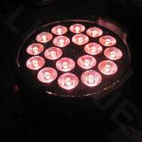 Luz de la IGUALDAD de la IGUALDAD 64 RGBWA 18X15W 5in1 LED