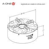 Una mandíbula de un neumático puede Compatible Erowa Chuck Chuck (3A-100901)