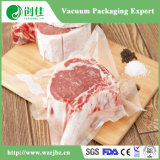 Sac d'emballage de vide de barrière de PE de PA pour la viande