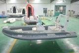 Voeten van de Boot van de Rib van Funsor Mariene 16, Stijve Opblaasbare Boot