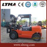 Ltma 4 Ton a gasolina/GPL com a Nissan Motor do carro elevador