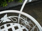 Decoración del jardín del soporte de la planta de tiesto de flor del metal