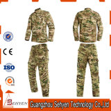 Britiishのカムフラージュの軍隊の戦闘軍Acuの軍隊のユニフォーム