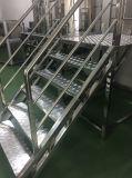 Máquina líquida detergente del mezclador del homogeneizador de la ducha del champú