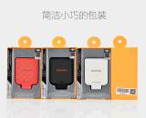 De in het groot Onmiddellijke Mobiele Lader van de Telefoon de Draagbare Bank van de Macht mobiele Powerbank voor mAh 2200