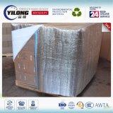 Крышка паллета тепловой защиты алюминиевой фольги термально
