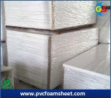 PVC высокого качества покрывает белизну, белизну снежка, доит белый лист пены PVC