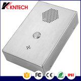 Телефон ГЛОТОЧКА внутренной связи, телефон PSTN, промышленный общественный непредвиденный телефон Knzd-36 Kntech