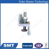 Parentesi fotovoltaica di PV di montaggio della struttura di profilo del blocco per grafici di alluminio solare di applicazione