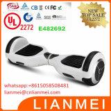 Аттестованный Ce EMC колес электрических колес Hoverboard 2 батареи Samsung франтовской